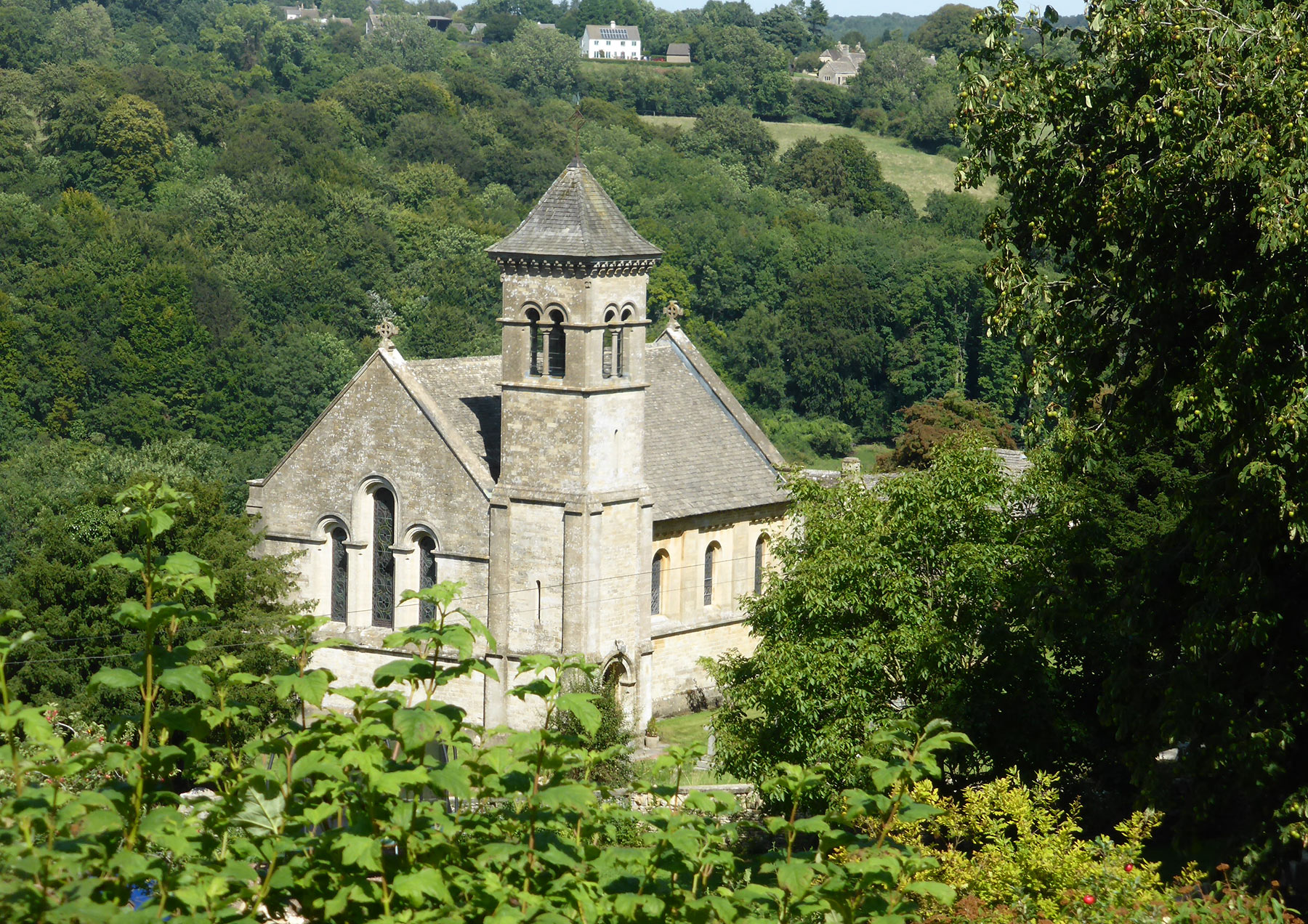 St. Luke's Church - cotswold tours from Bristol