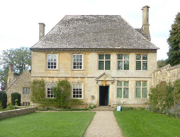 Snowshill Manor - cotswold tours from Gloucester