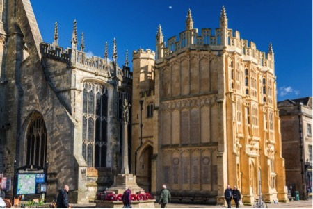 South Porch - cotswold tours from Bristol
