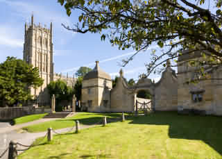 St. James Church in Chipping Campden