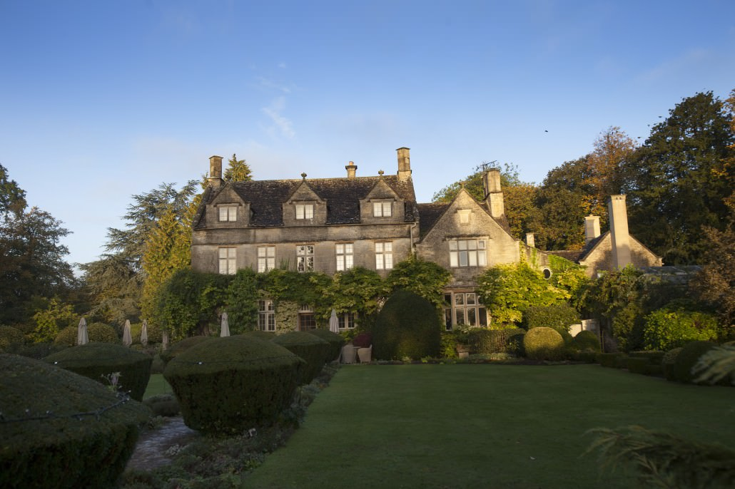 Barnsley House Hotel and Gardens - cotswolds romantic breaks