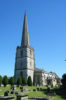 St Marys Church Painswick - cotswold tours from gloucester