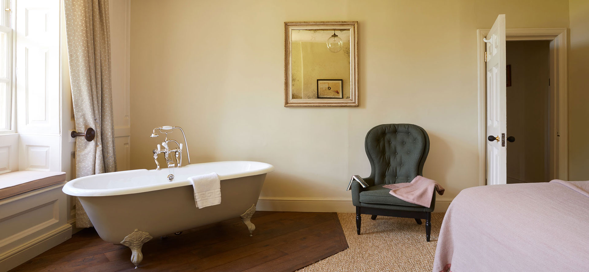 Rectory Hotel Crudwell - Cotswolds romantic breaks