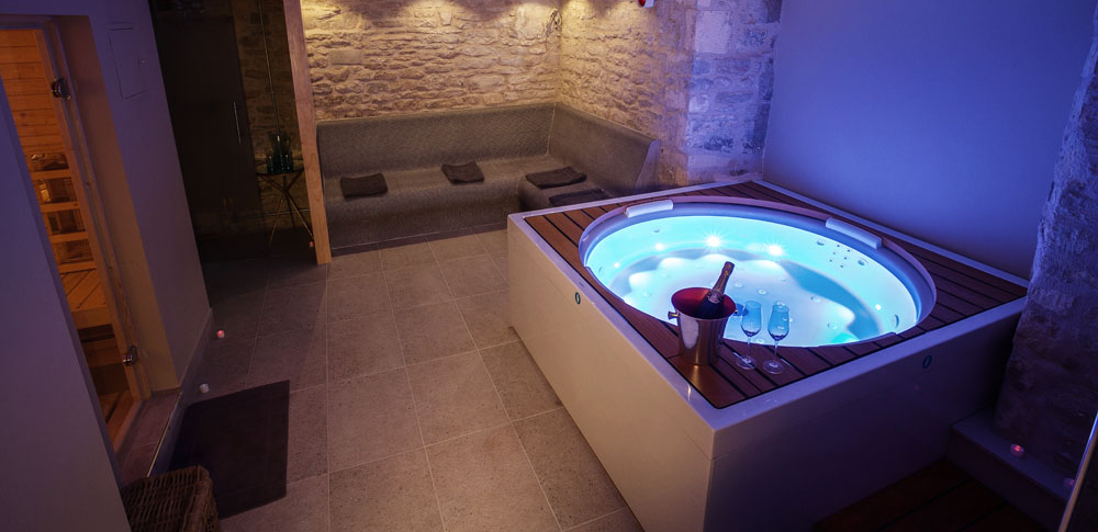 Spa at King's Head Hotel - Cotswolds romantic breaks