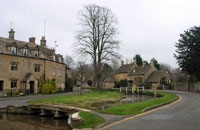 Lower Slaughter - Cotswold tour from Moreton in Marsh