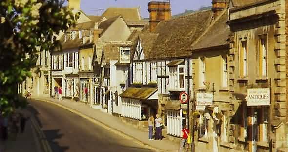 Winchcombe shops - cotswold tours from gloucester