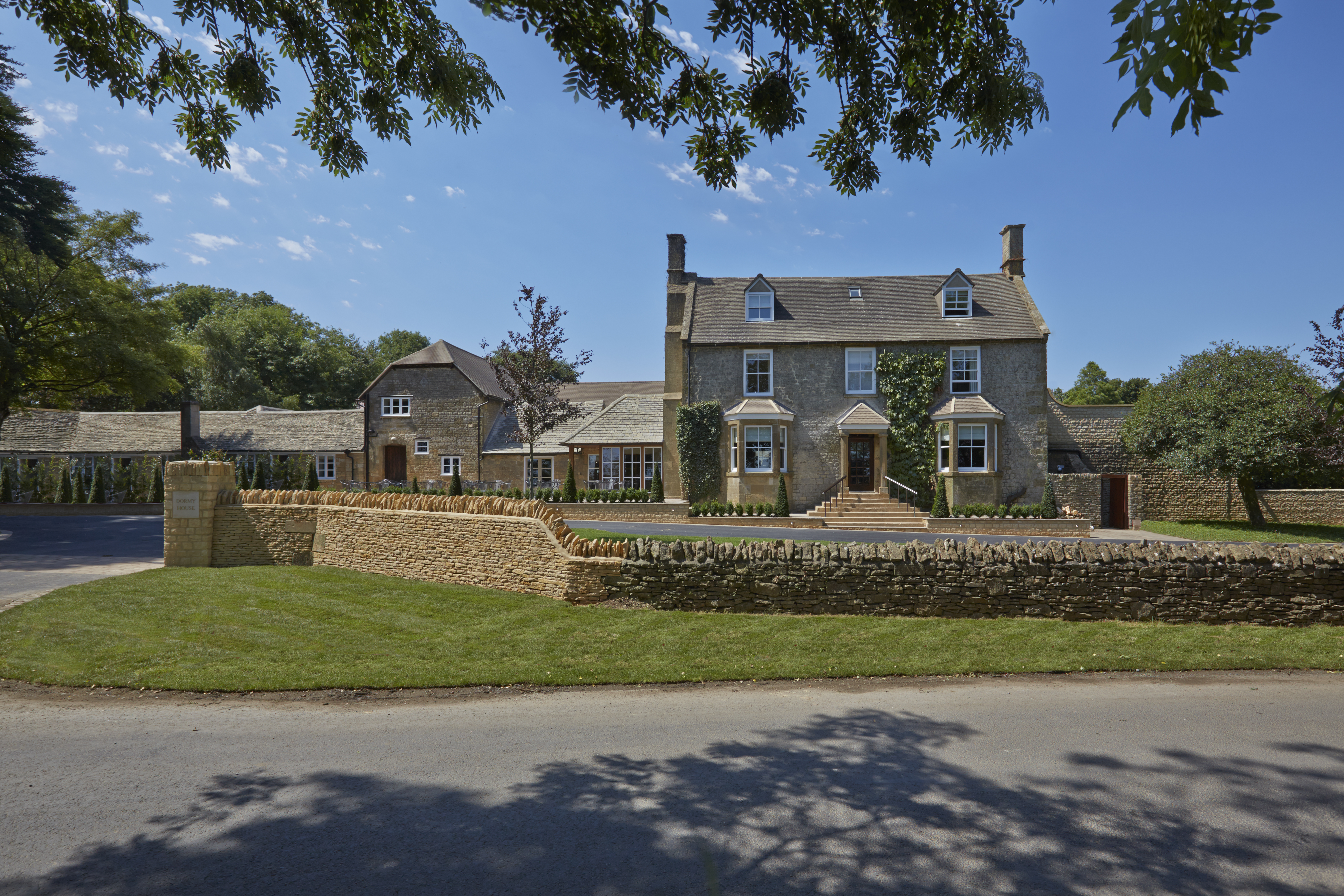 Dormy House - one of 10 Romantic places to stay in the Cotswolds