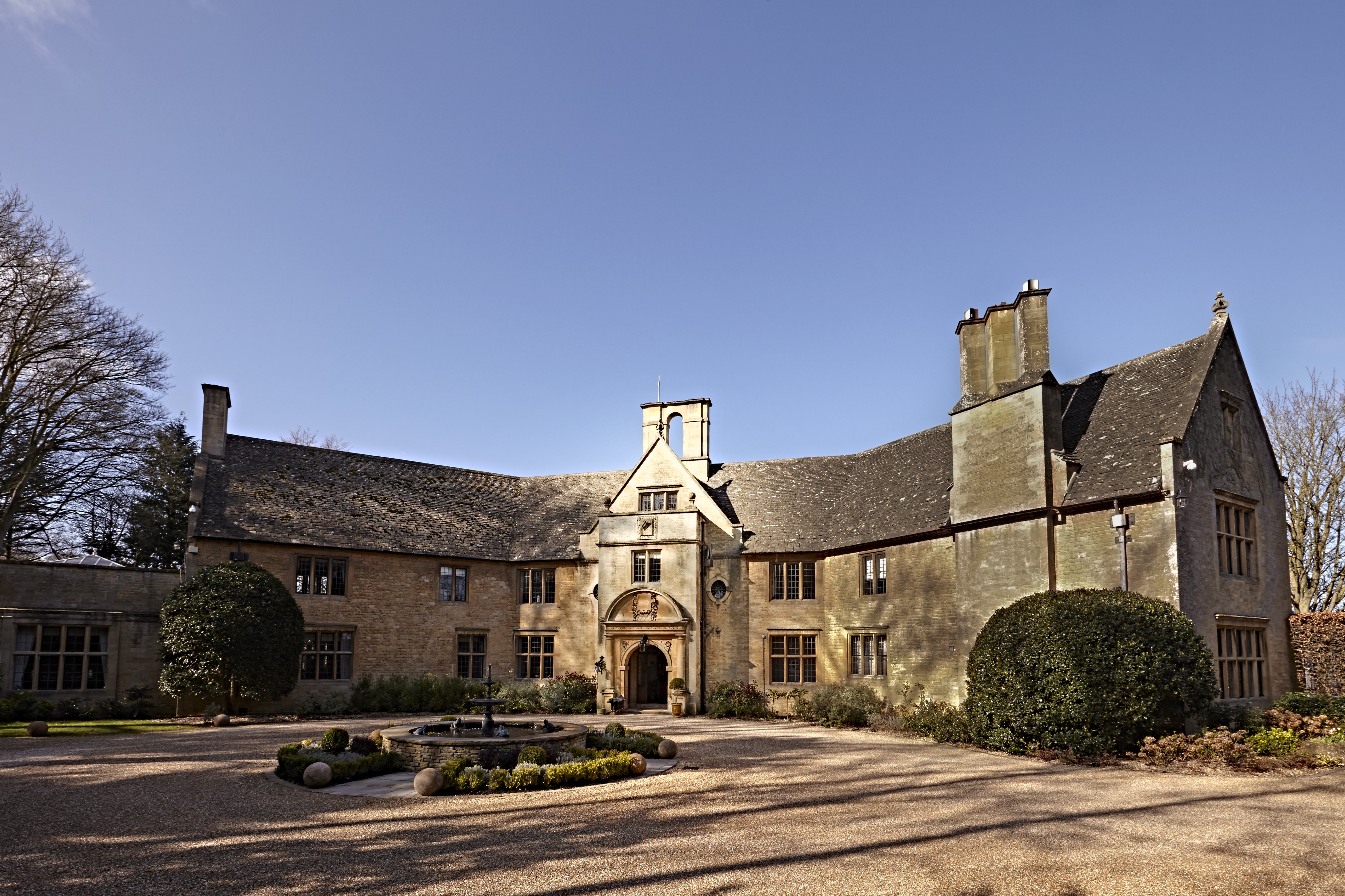 Foxhill Manor - one of 10 Romantic places to stay in the Cotswolds